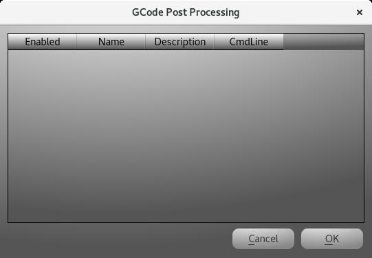 ChopChop3D Slicer: GCode
